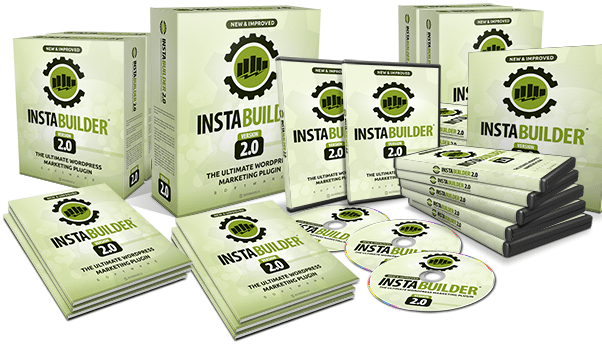 InstaBuilder 2.0| ULTIMATE WORDPRESS |MARKETING PLUGIN |