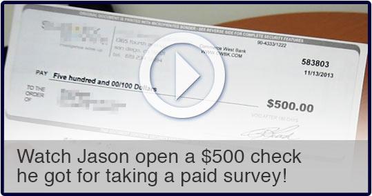 [Take Surveys For Cash] Secrets To Making Money Online