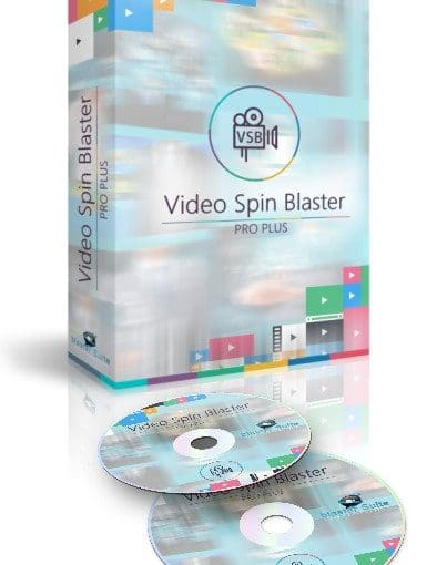 Video Spin Blaster Pro Plus – This Makes Anyone a Ninja Video Marketer