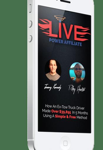 [LIVE POWER AFFILIATE REVIEW] Make Facebook Live Profitable