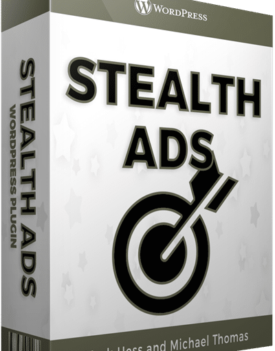 WP Stealth Ads – Native Ads – WordPress Plugin