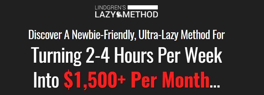 Lindgren's Lazy Method